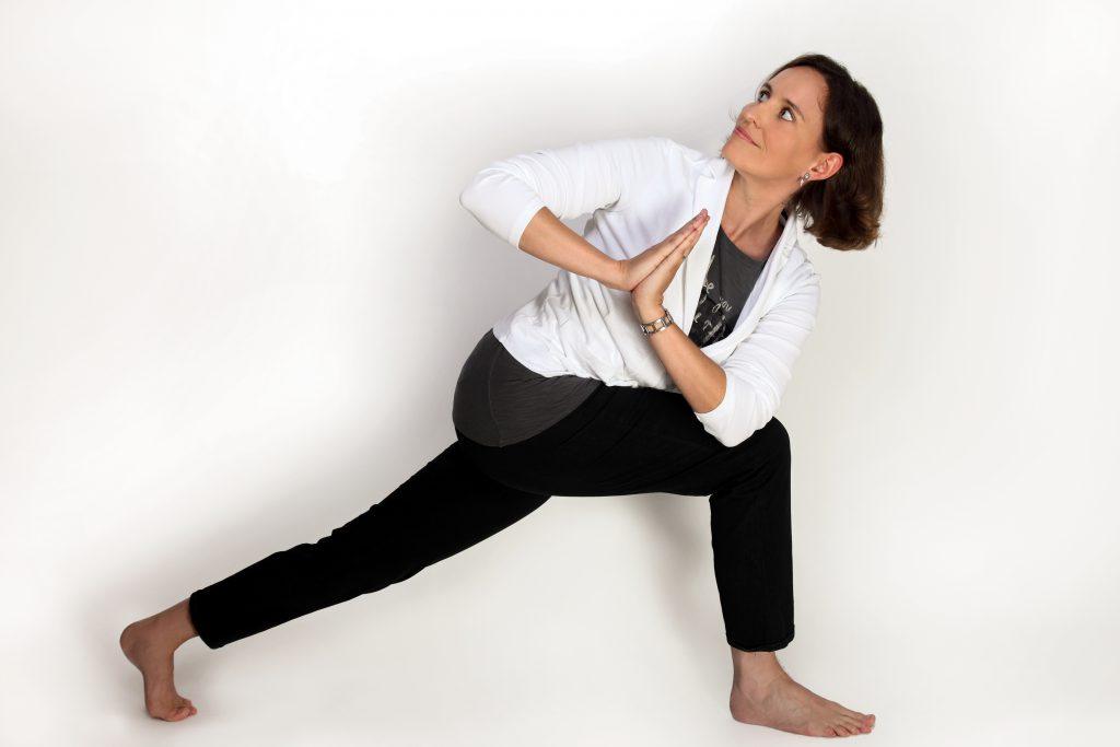 Coach Birgit Vetter Yoga