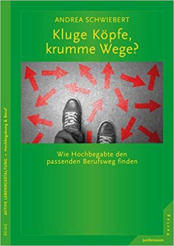 "Buchtitel ""Kluge Köpfe, krumme Wege?"""